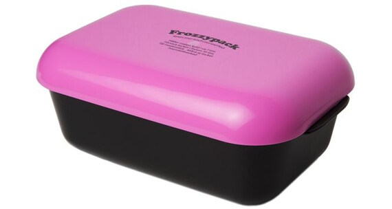 Frozzypack Original 0,9L Black/Pink